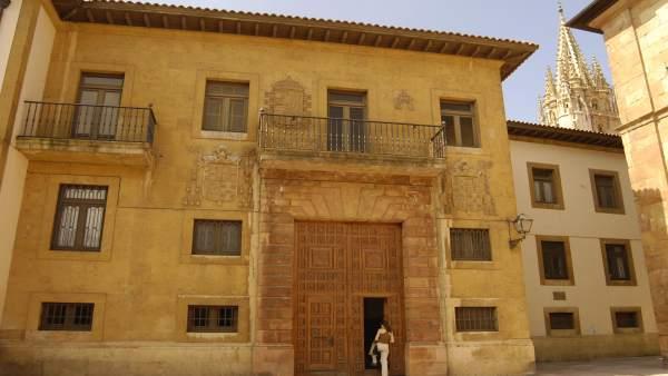 Edificio del Arzobispado de Oviedo