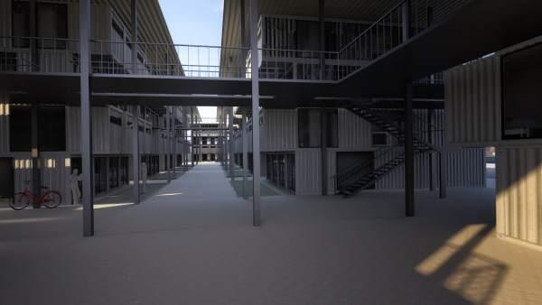 Zona Base será el nuevo espacio innovador que la Zona Franca desarrolla en el so