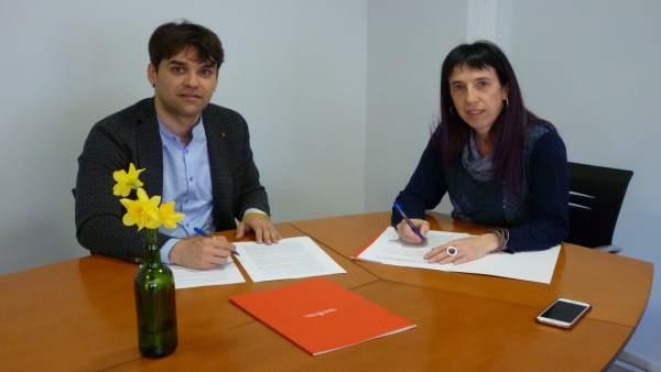 El Gobierno de Navarra y la FNMC continuarán impulsando políticas de igualdad en