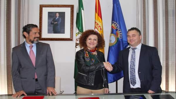 Diputación de Huelva y Carrefour firman el nuevo convenio de colaboración de las
