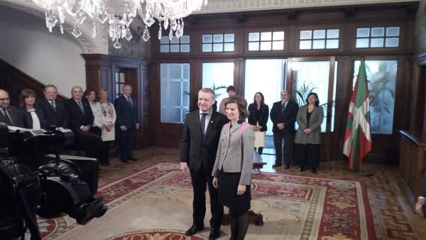Sonia Pérez se compromete a 'consolidar y reforzar' la labor de Retortillo al fr
