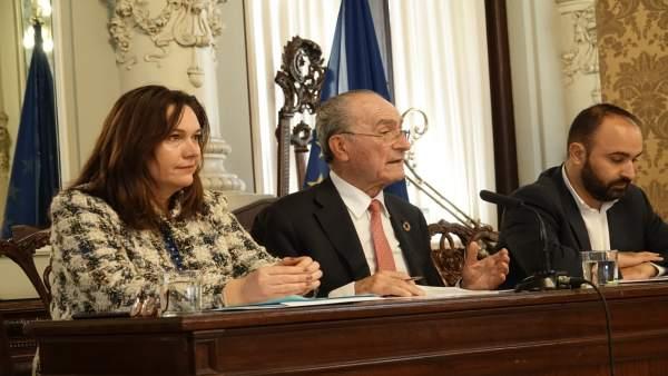 Málaga.- Málaga capital, elegida desde hace tres años como sede de 60 empresas i