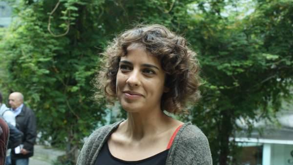 Alexandra Fernández, candidata número 1 de En Marea por Pontevedra