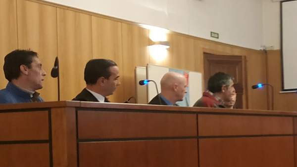 Sentencia de conformidad por drogas en la Audiencia de Valladolid.