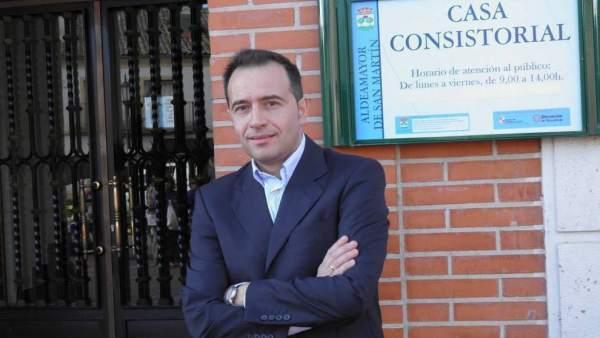 Aldeamayor pide la restitución del equipo de policía judicial de Laguna.