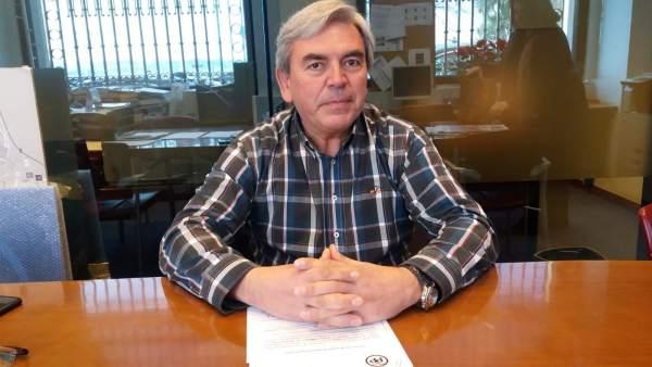 Gijón.- Marín (PP), sobre López-Asenjo: 'Es el mejor candidato para optar a la A