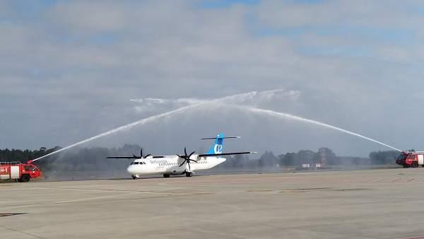 Air Europa une desde hoy Madrid y Asturias con cuatro vuelos diarios