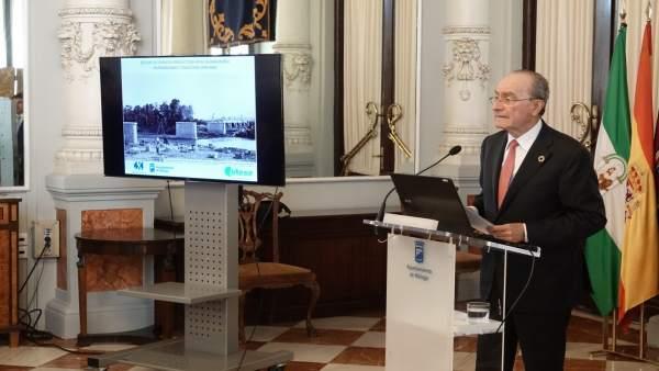 El Ayuntamiento De Málaga Informa: El Ayuntamiento Presenta Un Estudio Que Propo