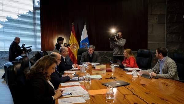 Consejo.- Canarias solicita la ejecución de la sentencia del convenio de carrete