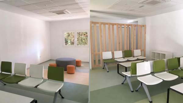 El Hospital Malvarrosa incorpora una unidad de salud mental infantil y del adole