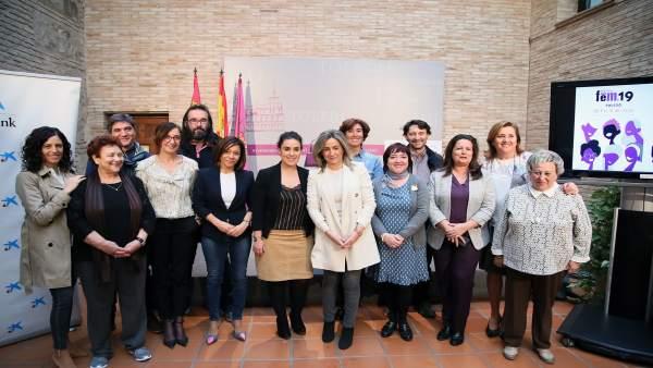 Rozalén, Alba Molina o Sole Giménez, entre las protagonistas del Festival FEM.19