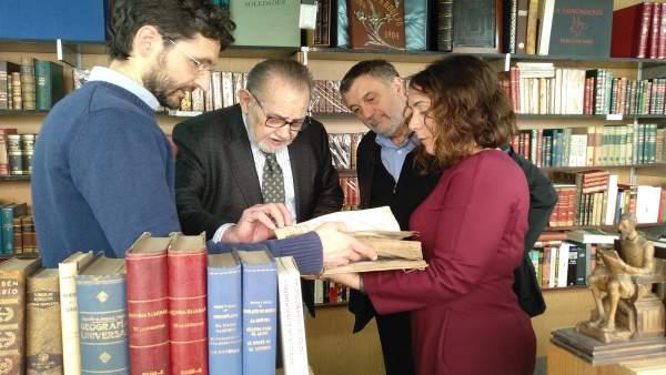 La 42 Feria Del Libro Antiguo Y De Ocasión