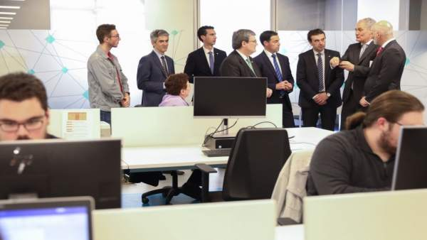 La primera incubadora de startups del sector financiero de Euskadi acogerá en Bi