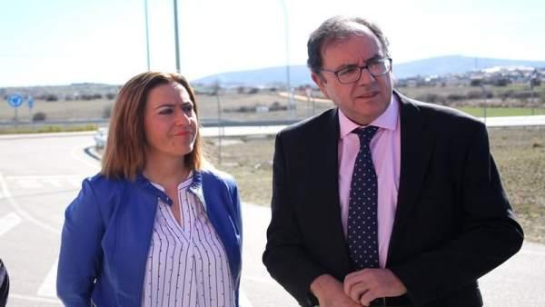 Barcones confía en abrir a finales de año la nueva cárcel de Soria con los prime
