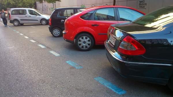 Litigio por la zona azul de Sevilla