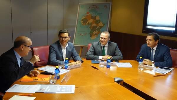 [Grupocanarias] Nota De Prensa: El Consejo Rector De Casa África Nombra Director