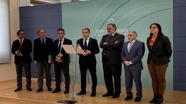 La Junta apuesta por 'revitalizar' las 'marcas' vinculadas a Granada como la Alh