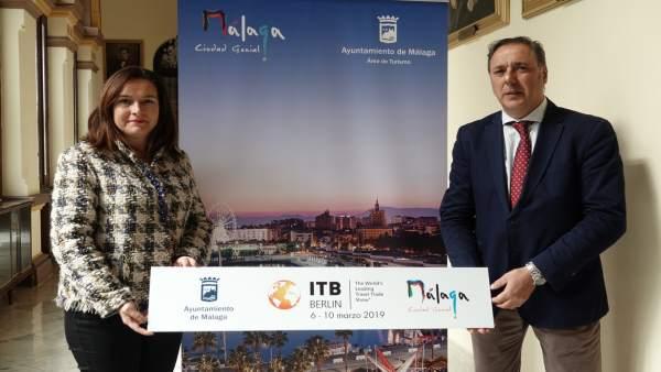 El Ayuntamiento De Málaga Informa: Málaga Se Presenta En Berlín Como La Ciudad D