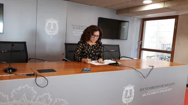 Maria Dolors Padilla.