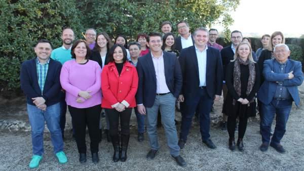 El PSPV d'Ontinyent aprova per unanimitat la llista electoral que encapçalarà Rodríguez per a les municipals