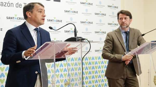 El Cabildo de Tenerife invertirá casi 30 millones este año en Santa Cruz