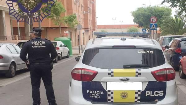 Detingut un home a Castelló per agredir un altre amb una arma blanca durant una baralla en una casa abandonada
