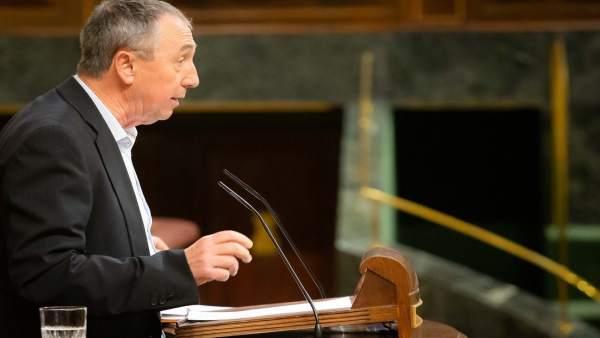 Baldoví tornarà a encapçalar la candidatura de Compromís al Congrés