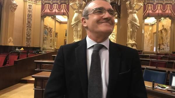 Yllanes, sobre la visita de Casado:'Hay muchos días para venir a visitar las Isl