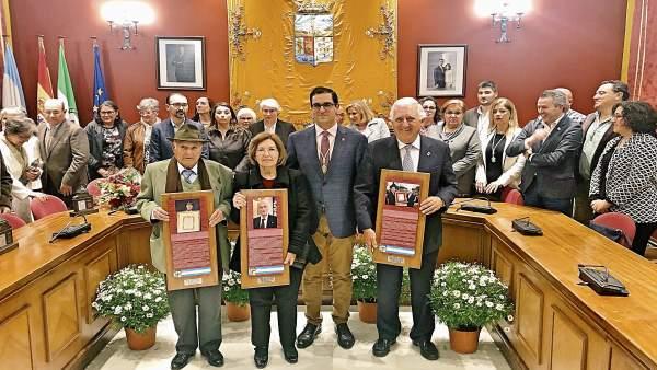 Sevilla.- Villanueva del Ariscal homenajea a su 'patrimonio cultural intangible'