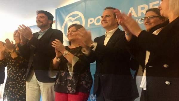 Bonig insta a ir a elecciones 'cuanto antes' y cree que 'la debilidad de Puig' l
