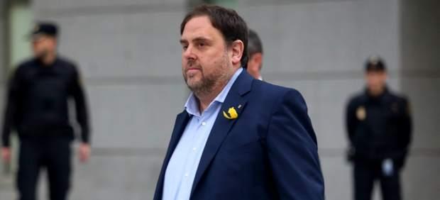 Oriol Junqueras.