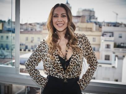 Mónica Naranjo en Madrid