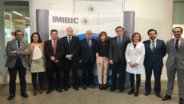 Córdoba.- El Imibic obtiene financiación europea para incorporar investigadores