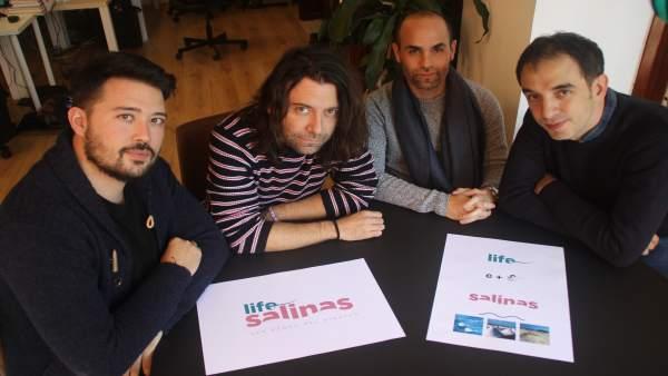 Tictag diseña la imagen de marca y la web de Life-SALINAS, un ambicioso proyecto
