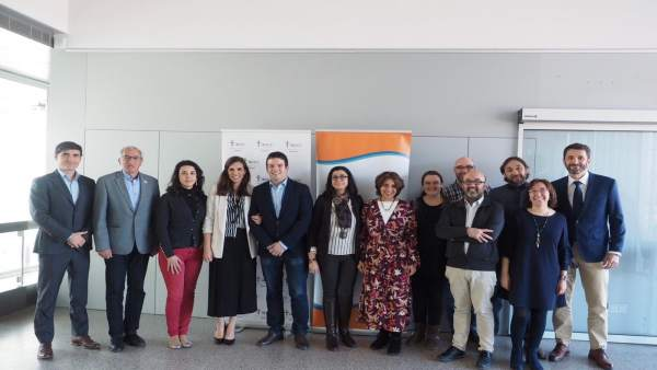 Una jornada visibiliza la labor de investigadores de la región sobre el cáncer