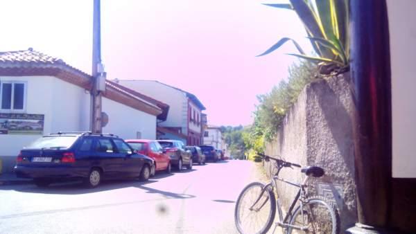 Camino de Santiago en Villaviciosa