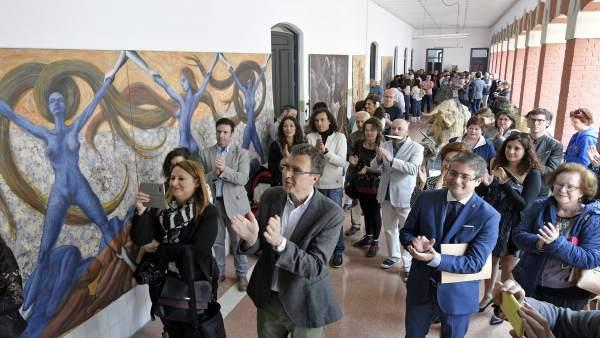 La vanguardia artística de Murcia celebra su cónclave en el LAC