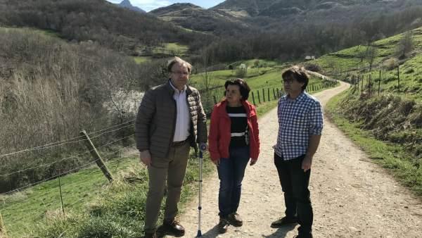 Rural.- El Principado afirma que invertirá más de 500.000 euros en infraestructu