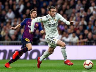 Real Madrid vs. Barcelona.