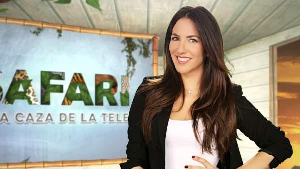 Irene Junquera, 'Safari, a la caza de la tele'.