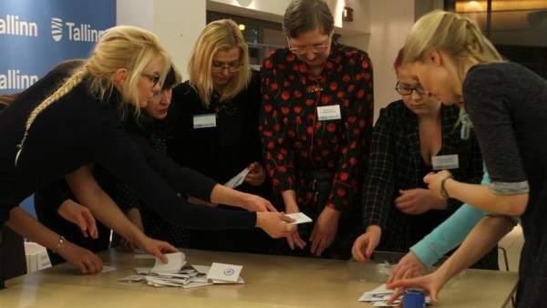 Elecciones en Estonia
