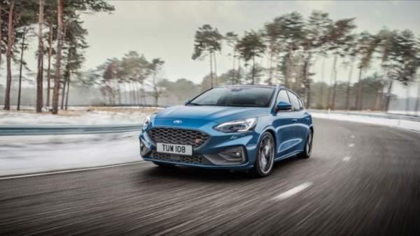 Nuevo Ford Focus ST, hasta 280 CV de potencia