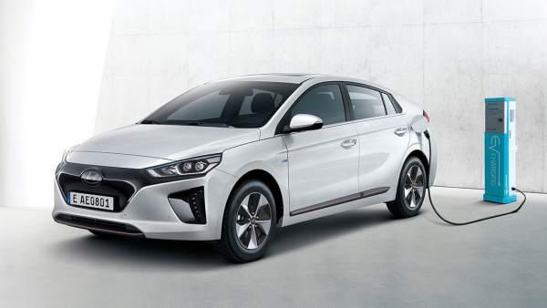 Los eléctricos Hyundai Ioniq y el BMW i3 obtienen las 5 estrellas del Green NCAP