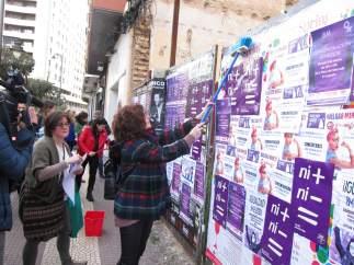 Sindicatos llaman a participar en La Rioja a la huelga feminista del 8 de marzo