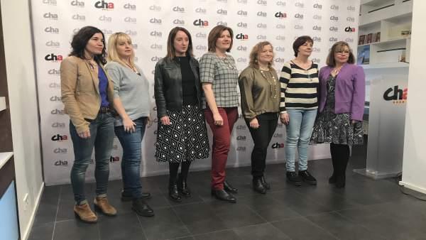 CHA se suma a la huelga feminista del 8M.