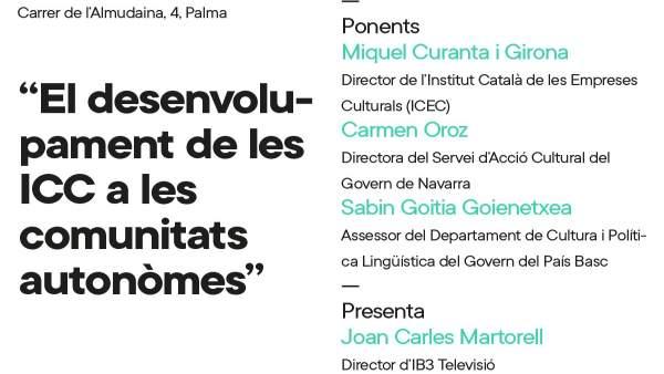 Representantes de Cataluña, Navarra y País Vasco debaten sobre el desarrollo de