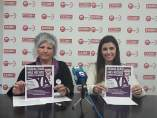 Huelva.- 8M.- UGT y CCOO llaman a la huelga feminista porque 'a pesar del éxito
