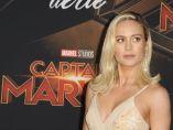 Brie Larson, en la 'premiere' de 'Capitana Marvel'