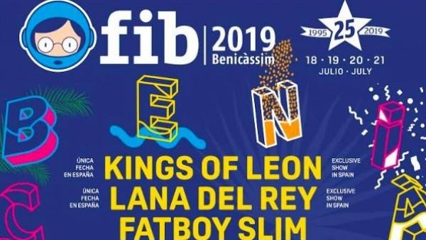 Los cabeza de cartel del próximo Festival Internacional de Benicàssim. 98a079d75d2