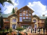 PortaAventura tendrá un sexto hotel, el Hotel Colorado Creek